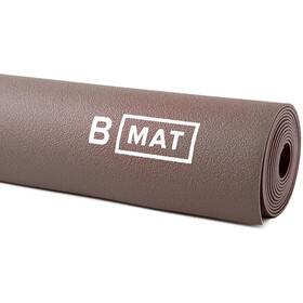 B Yoga B MAT Traveller Yoga Mat 180x66cm x 2mm, marrón